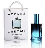 Azzaro Chrome (Аззаро Хром) в подарочной упаковке 50 мл