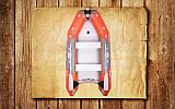 Моторные лодки Vulkan с надувным килем