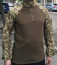 Рубашка тактическая под бронежилет Украинский Пиксель