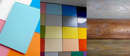 Покраска стекла, древесины, МДФ и реставрация деревянного интерьера
