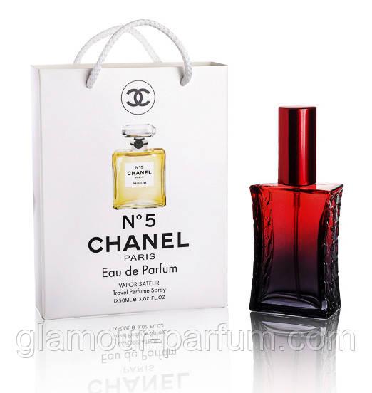 Chanel № 5 (Шанель Номер 5) в подарочной упакове 50 мл