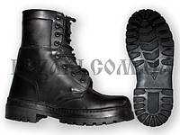Ботинки ОМОН кожа