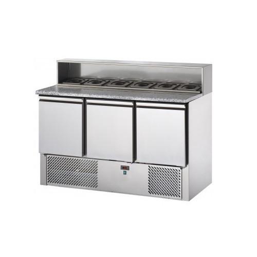 Стол холодильный для пиццы TEFCOLD-PT930