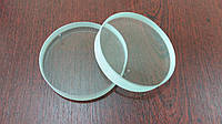 Стекло смотровое круглое для промышленных установок