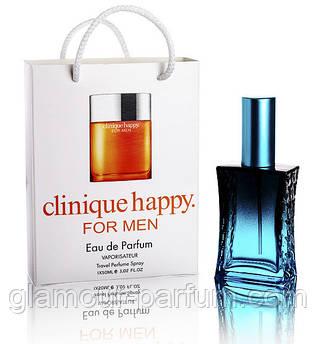 Cliniqu Happy For Men (Клиник Хеппи фо Мен) в подарочной упаковке 50 ml. (реплика) ОПТ