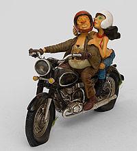 Колекційна статуетка Мотоцикл Forchino, ручна робота FO 85070
