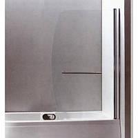 HANGZHOU BORAY IMPORT Душевая стенка MIRIAM, 90x140 см, прозрачная, хром.