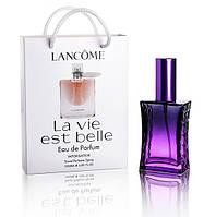 Lancome La Vie Est Belle (Ланком Ла Вие Ест Белль) в подарочной упаковке 50 мл. (реплика) ОПТ