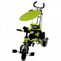 Велосипед трехколесный TILLY Combi Trike BT-CT-0012 LEMON