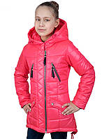 Весняна куртка демісезонна Ніколь, фото 1