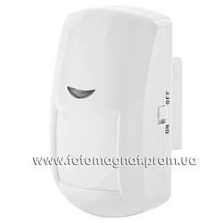 Беспроводной датчик движения (датчик охраны) COLARIX Simara D-012