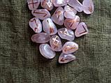 Руни з каменю, 25 символів. Рожевий кварц (M), фото 3