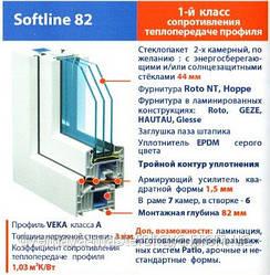VEKA Softline-82
