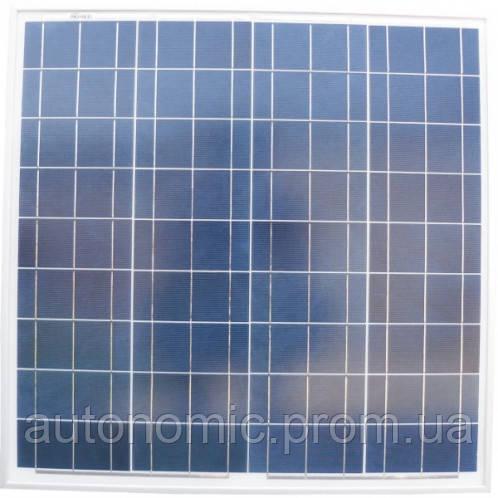 Солнечная батарея Perlight Solar PLM-60MР, 60 Вт / 12В