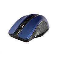 Мышка Gembird MUSW-104-B, USB интерфейс, синій