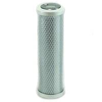 Угольный картридж для фильтров водоочистки (карбон-блок) 20ВВ