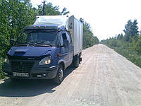Заказать газель на Украину