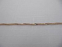 Цепочка золотая 585* СИНГАПУР (10723)