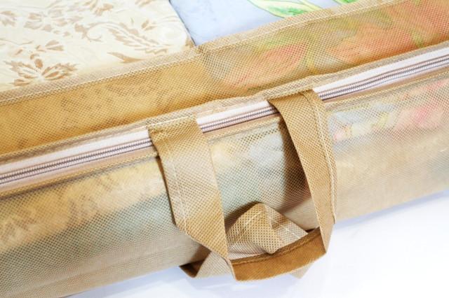 Сумки для зберігання ковдри та подушок