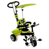 Велосипед трехколесный TILLY Combi Trike BT-CT-0013 LEMON