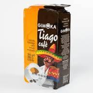 Кофе натуральный молотый Gimoka Tiago cafe 250гр