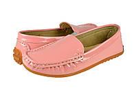 Женские туфли на ортопедической стельке inblu sz-10роз розовые   весенние