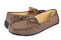 Женские туфли на ортопедической стельке inblu sz-3rс.кор светло-коричневые   весенние