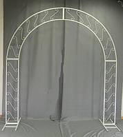 Аренда свадебной арки без декора. Каркас свадебной арки без декораций.