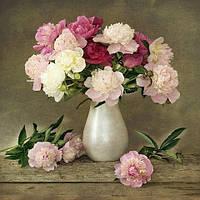 Алмазная вышивка Цветы для тебя KLN 30 х 30 см (арт. FR140)