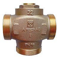 Термосмесительный клапан HERZ для повышения температуры DN 25