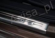 Накладки на пороги Volkswagen Passat B6/B7 (2005-...)