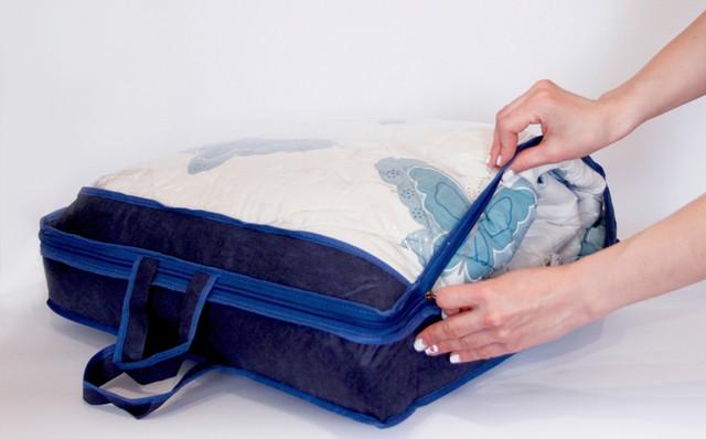 пакувальна сумка для ковдри купити