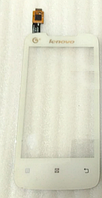 Оригинальный тачскрин / сенсор (сенсорное стекло) для Lenovo A390t (белый цвет, 10 pin)