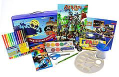 """Подарочный набор для мальчиков """"Пираты """" 72 предмета  0072"""