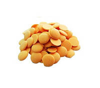 """Шоколадная глазурь """"Оранжевая монетка"""" для кондитерских изделий"""