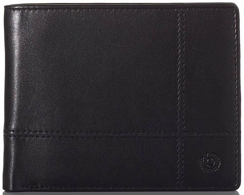 Стильное мужское портмоне из натуральной кожи Bugatti 49310301