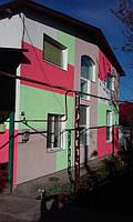 Теплоизоляция жилого здания в п. Степное Запорожского района