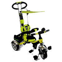 Велосипед трехколесный TILLY Combi Trike BT-CT-0014 LEMON