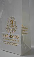Пакетик бумажный для расфасовки чая/кофе