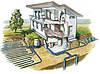 Реконструкция системы теплоснабжения с применением теплового насоса