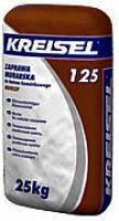 Клеевая смесь Kreisel 125 Porenbeton-Kleber для ячеистых бетонов (Крайзель) 25кг,