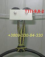Тележка кабельная с двумя роликами