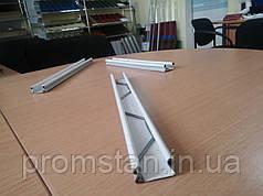 Профиль Зиг-Заг для крепления тепличной пленки 0,5мм
