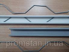 Профиль для крепления пленки в теплице 0,5 мм, фото 3