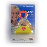 Пластина вестибулярная с козырьком для молочного прикуса, мягкая MUPPY-OS (OS/СSI)
