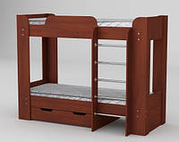 Компанит  кровать двухярусная Твикс-2 1522х908х1974мм