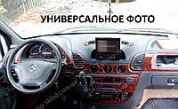 Накладки на торпеду Тойота Камри 30 (декор на панель Toyota Сamry V30 под дерево)