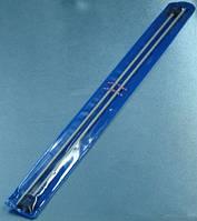 Спицы прямые KNITING NEDLES №2 35 см  тефлон BIS-СПТ-2.0 /23-0