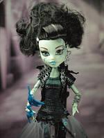 Monster High Ghouls Rule Frankie Stein Doll Кукла Монстер Хай Фрэнки Штейн Правление Вампиров