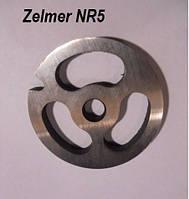 Zelmer решетка (сетка) для мясорубки, (колбасная) общий Ø-54мм.